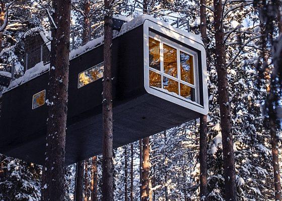 Treehotel_Lappland