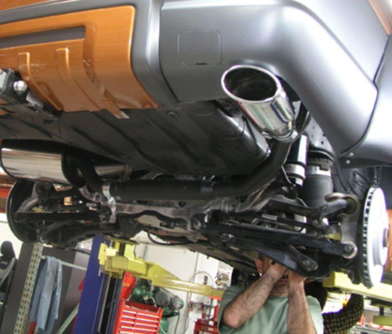 Volvo XC70 AT_11_Unterbau