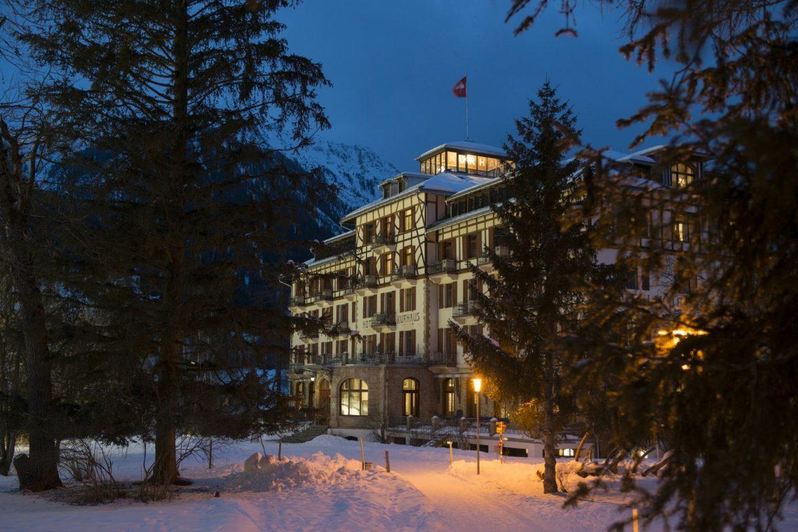 Kurhotel Berguen, Januar 2014, Bild Christian Flierl