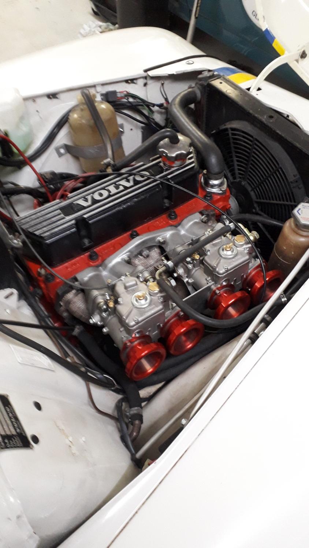 Buckel Rennmotor