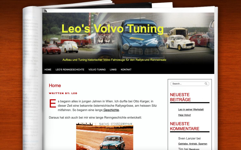 Leos Tuning Website