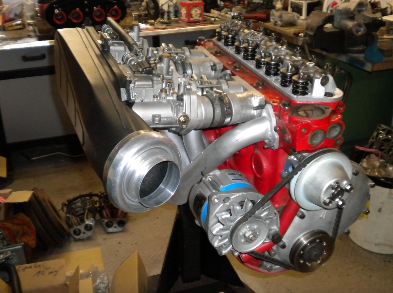 Motoren Tuning GT _ Stage Ill