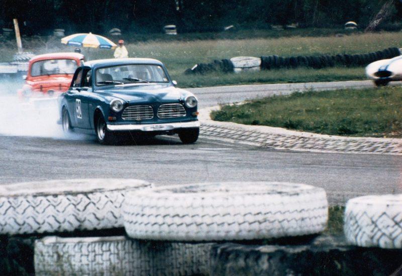 Seit 1976 begleitet dieser Volvo 122GT Leo