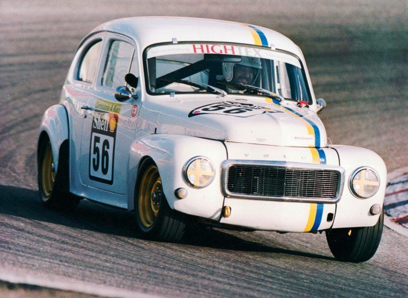 Unzählige Erfolge auf dem Volvo PV 544