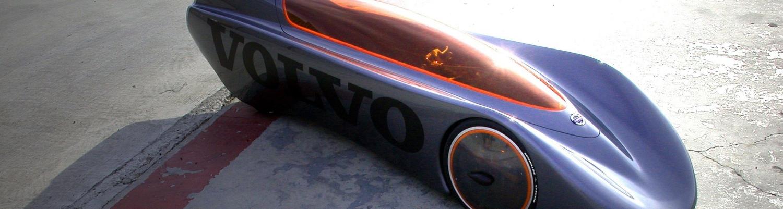 Volvo Extreme Gravity Car – la caisse à savon la plus rapide