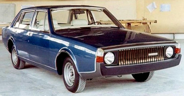 Volvo Prototyp P1560