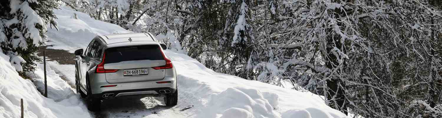 Volvo V60 Cross Country: l'auto dei desideri