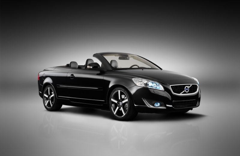 Volvo C70 Inscription, (studio), hardtop convertible
