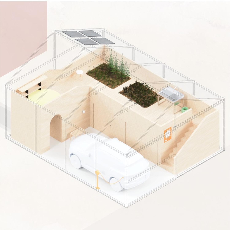 Nature House-Keillor Macleod