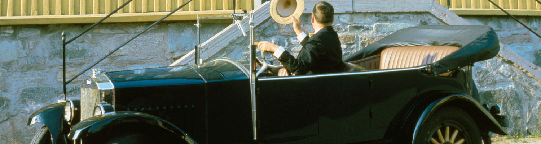 Eine kurze Geschichte über die Cabriolets von Volvo