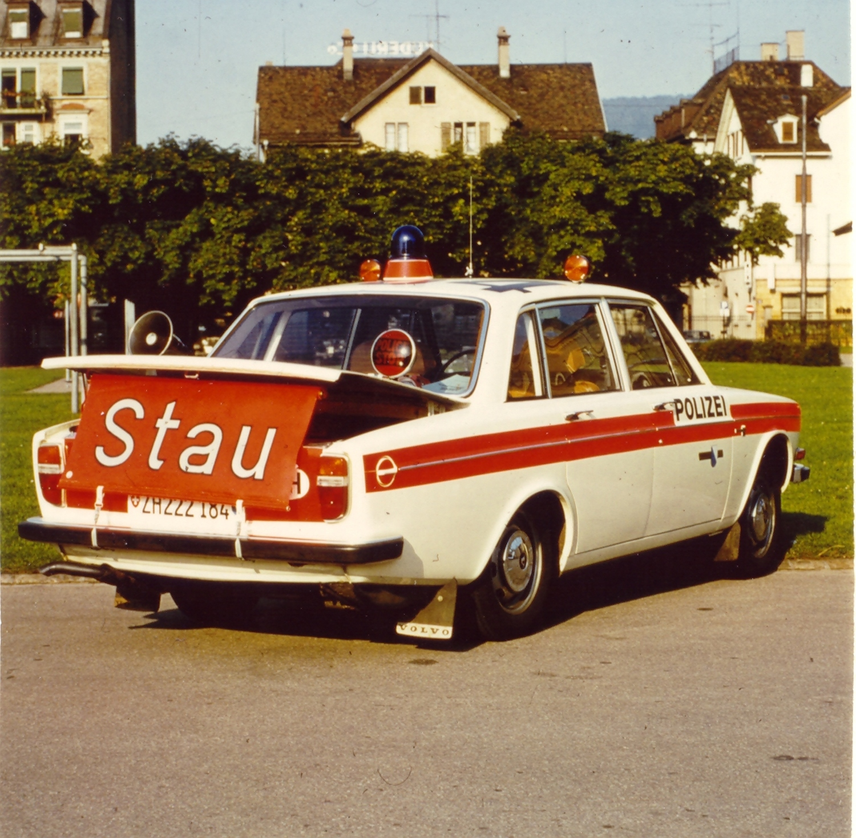 1969 Volvo 144 S B20