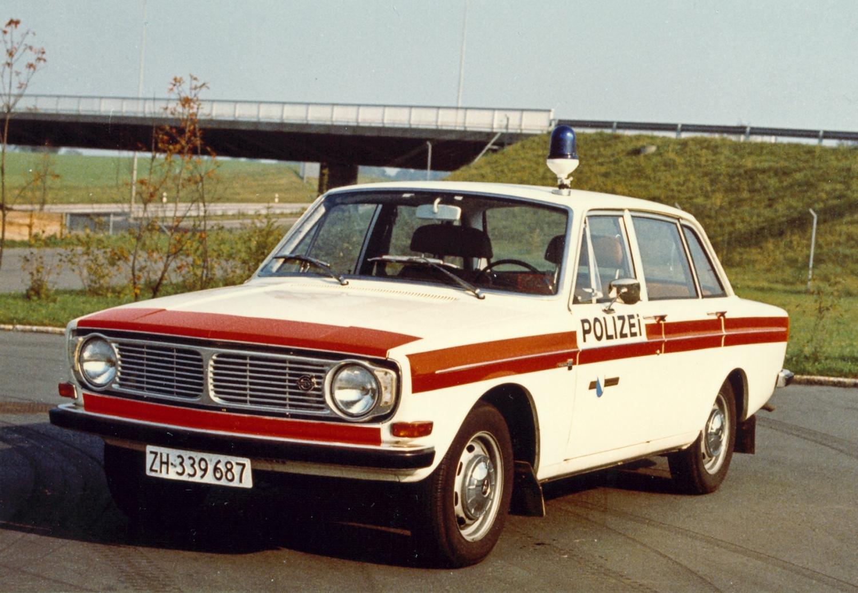 1971 Volvo 144 E