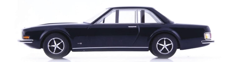 Trop beau pour être vrai: le prototype Volvo P172 Coupé