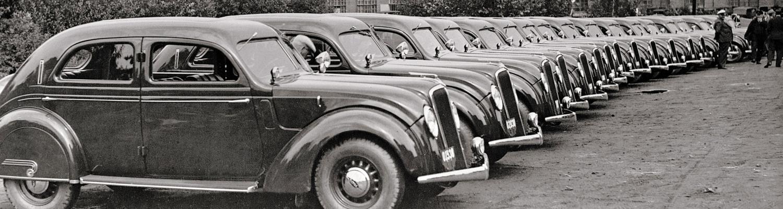 Der «Carioca» oder warum der Volvo PV36 seiner Zeit voraus war
