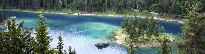 Fantastiska Stopp: Das sind die 10 schönsten See-Inseln der Schweiz