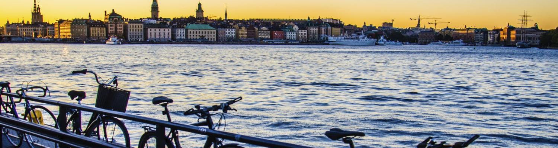Stockholm – un paradis du vélo pour tous