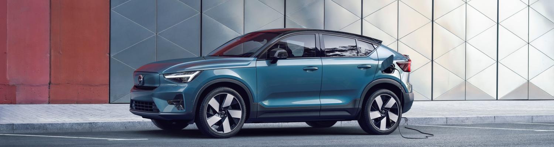 Volvo C40 Recharge: ordinala ora online
