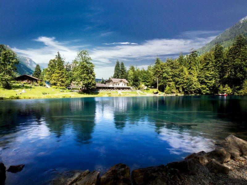 Neu Imagebild Sommer Blausee