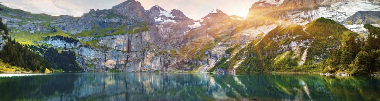 Cool, cooler, am coolsten – die 5 schönsten Bergseen der Schweiz