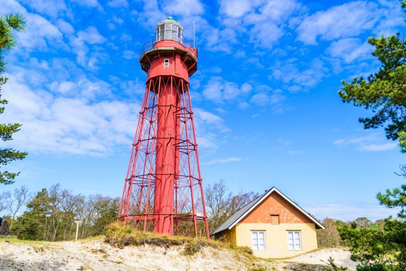 Sandhammaren lighthouse