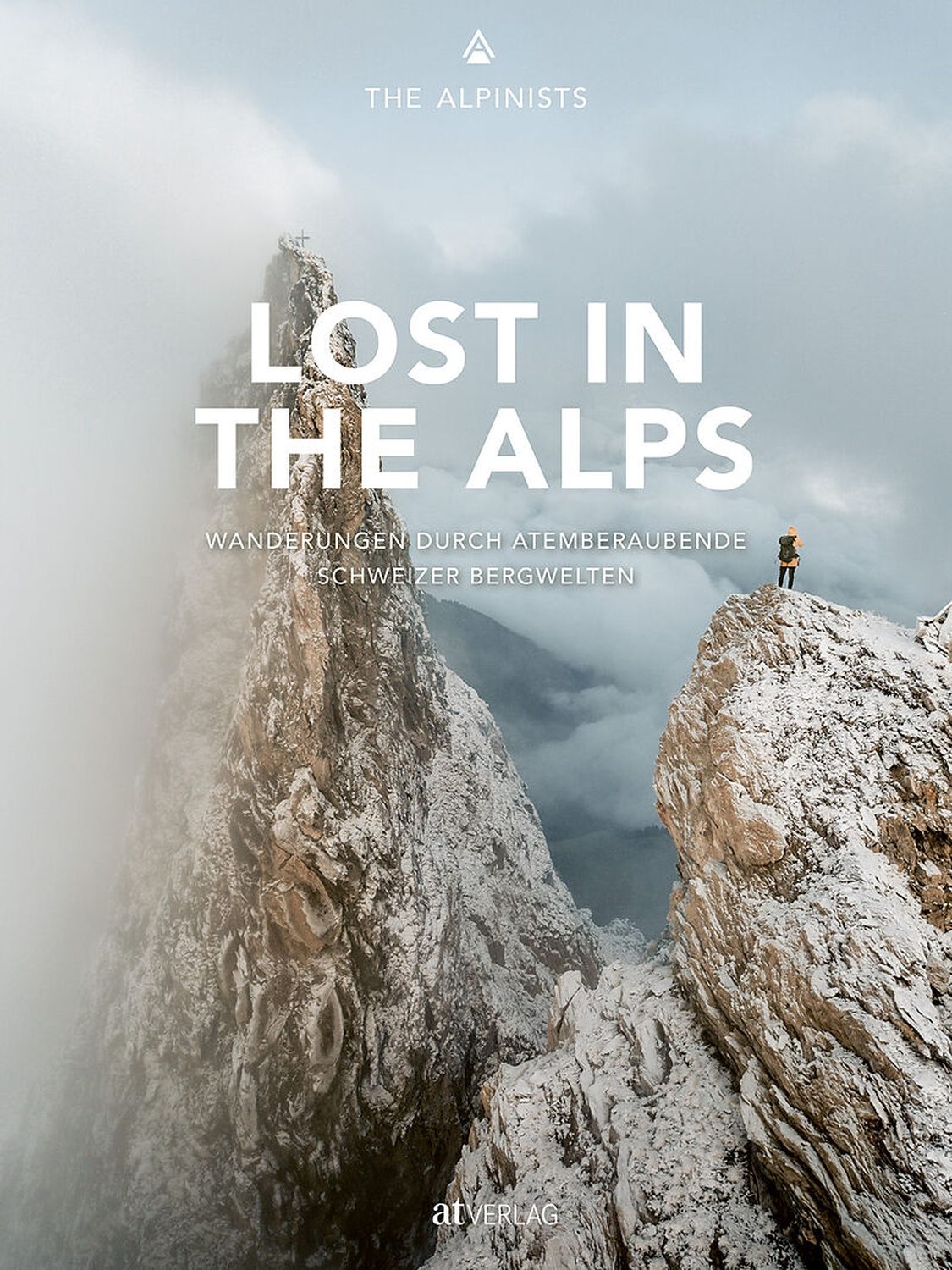 Buch LOST IN THE ALPS