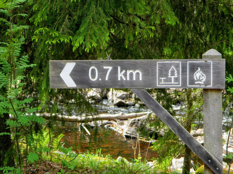 Hike trail