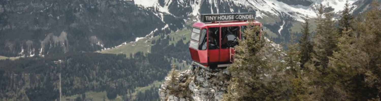 Die wohl ungewöhnlichsten «Hotels» der Schweiz, Teil 1