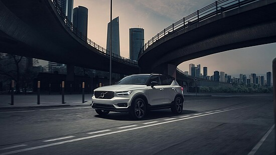 XC40/XC60 Plug-in Hybrid - now from 498.45/month
