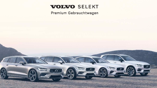 Volvo Selekt - used cars for top prices!